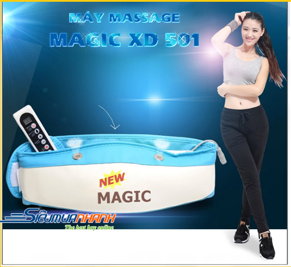đai massage bụng New Magic Belt